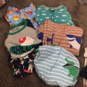 2T pajamas lot
